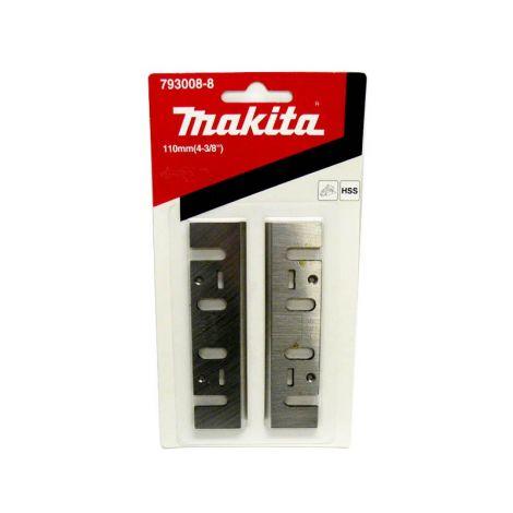 Höylän terät Makita 110mm (HSS)