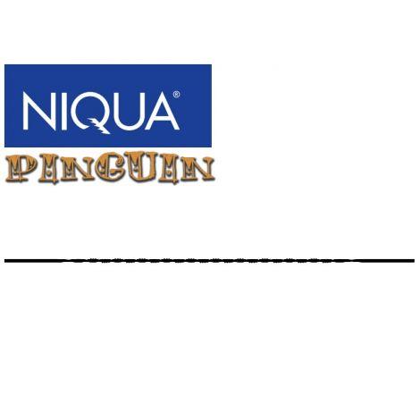 Lehtisahanterä NIQUA PINGUIN (12kpl)