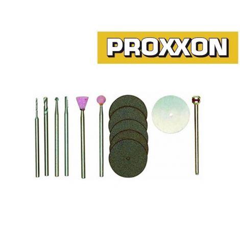 Proxxon pienoismallirakentajan tarvikesarja (13-os.)