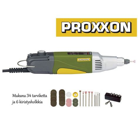 Proxxon IBS/E -pienoisporakone