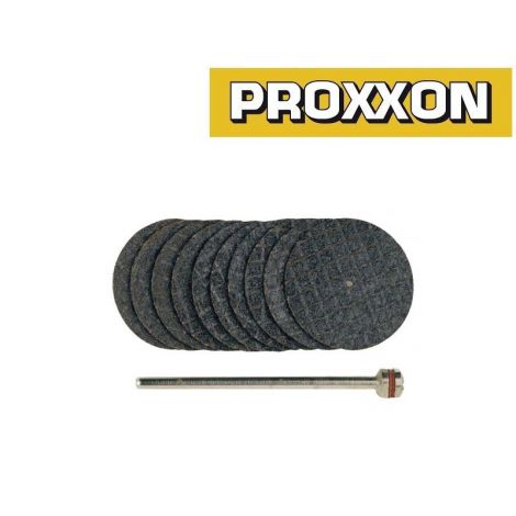 Proxxon 22mm kangassidosteiset katkaisulaikat (10kpl)