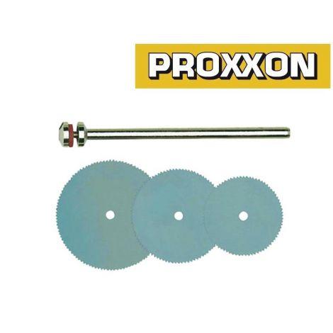 Proxxon 28830 pyöröteräsarja