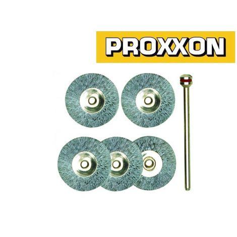 Proxxon 28956 ruost. teräsharjat