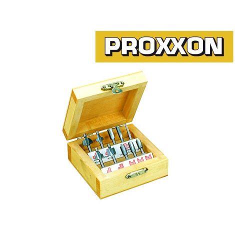 Proxxon puujyrsinteräsarja (10-os.)