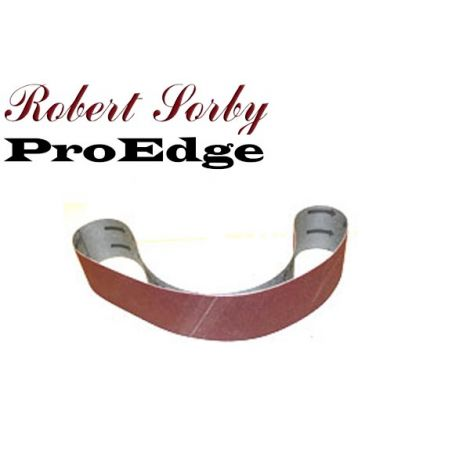 Robert Sorby Proedge -hiomanauha (alumiinioksidi)