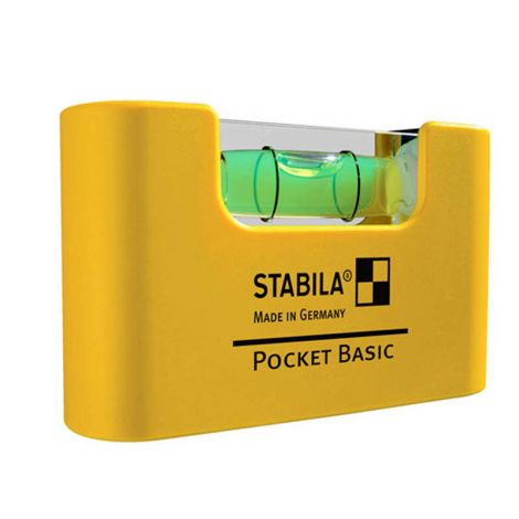 Stabila Pocket Basic -taskuvesivaaka