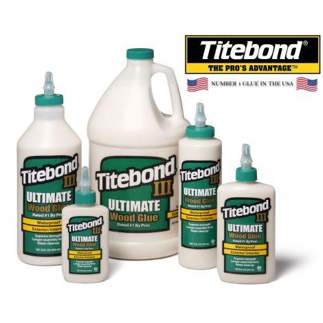 Titebond III Ultimate -puuliimat