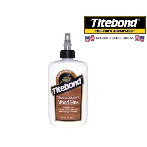 Titebond Translucent -puuliima (237ml)