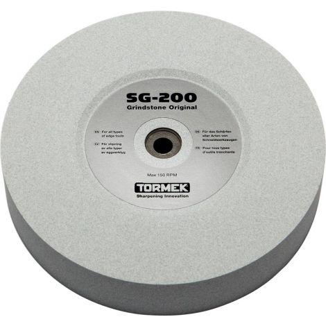 Tormek-hiomakivi Supergrind 200mm