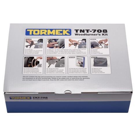 Tormek TNT-708 sorvaajan teroituspaketti
