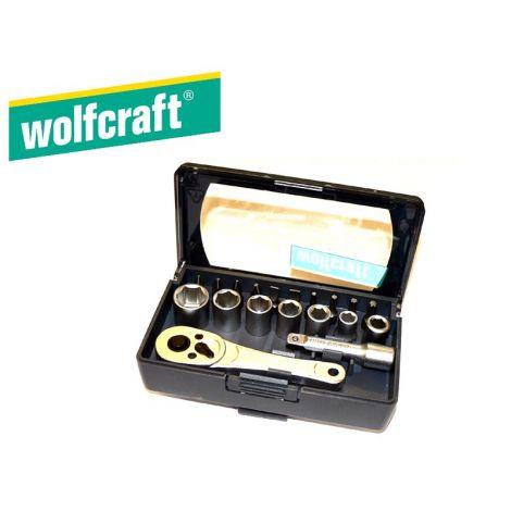 Wolfcraft hylsysarja