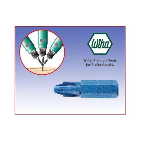 Wiha Inkra ruuvikärjet PH1, PH2 ja PH3 (25mm)
