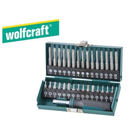 Wolfcraft erikoiskärki- ja väänninsarja